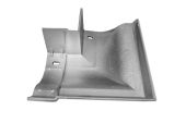 100mm Ext 90 Deg Angle (mill)