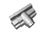 76mm Round Outlet (mill)