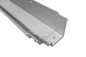 150mm x 100mm Moulded Ogee Gutter (mill)