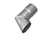 63mm Swaged Pipe Shoe (mill)