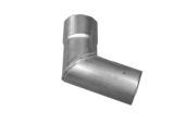 101mm x 112 Deg Single Swaged Bend (mill)