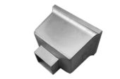 Standard Box Hopper - 101mm Sq Spigot (mill)