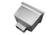 Standard Box Hopper - 101x76 Rect Spigot (mill)