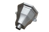 Bellvue Hopper - 63mm Spigot (mill)