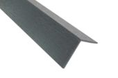 50mm x 50mm Angle (anthracite grey 7016 woodgrain)