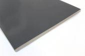 200mm Flat Soffit (Anthracite Grey 7016 Woodgrain)