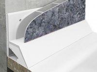 1.8mt Cladseal Bathroom Strip (white)
