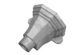 Malton Hopper - 63mm Spigot (mill)