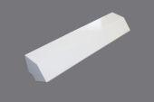 135 Deg External Fascia Angle (white)