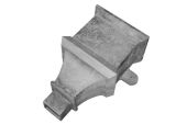 Kingston Hopper - 101mm Sq Spigot (mill)