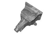 Cobble Hopper - 76mm Spigot (mill)