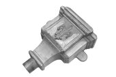 New England Hopper - 76mm Spigot (mill)