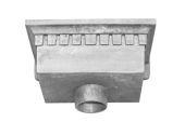 Boston Hopper - 76mm Spigot (mill)