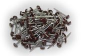 50mm Polynails (brown)