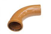 87.5 Degree Single Socket Bend (Long Radius)