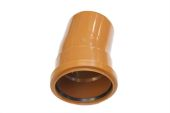 11.25 Degree Single Socket Bend (polypipe)