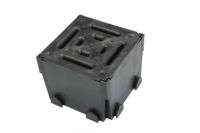 Four Way Junction Unit (black)