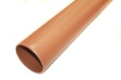 6mt x 110mm Plain Ended Drainage Pipe (amazon)