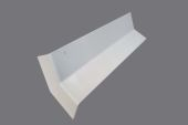 135 Deg x 300mm Internal Fascia Angle (white)