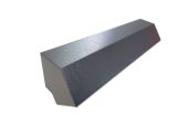 300mm External Corner 135 Deg (Anthracite Grey 7016 Woodgrain))