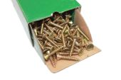 30mm Plated Screws