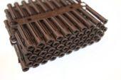 Brown Fixing Plugs (100)