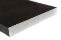 150mm Wide Tudor Board (black)