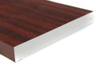 150mm Wide Tudor Board (mahogany)