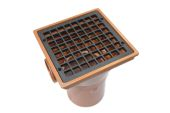 110mm Square Hopper with Grid (amazon)