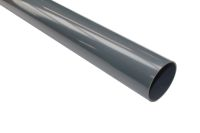 Graphite Grey 68mm Round Pipe (2.5 metre)