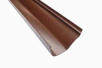4 Metre Gutter (brown)