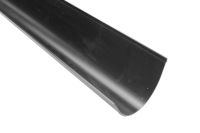 4 Metre Gutter (rapid black)