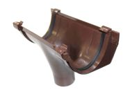 68mm Running Outlet (rapid brown)