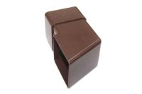 Shoe Square (brown)