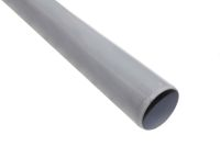 3 Metre x 82mm Round Pipe (grey)