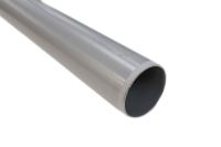 4 Metre x 110mm Plain Ended Pipe (grey)