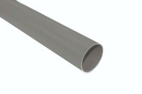 4 Metre Pipe Round (terr grey)