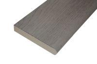 3.2 metre Bullnose Decking Edge Plank (Driftwood/Smoked Oak)