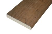 3.2 metre Bullnose Decking Plank (Vintage Oak)