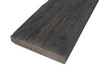 3.6 metre Standard Decking Plank (Embered)