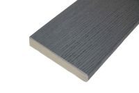 3.6 metre Standard Decking Plank (Brushed Basalt)