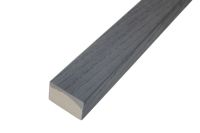 3.2 metre Square Step Edge (Brushed Basalt)