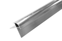 2.6 Mt External Corner (chrome aluminium)