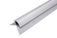 2.6 Mt External Corner (white aluminium)