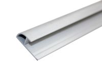 2.6 Mt Quadrant Edging Trim (white aluminium)