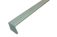 500mm External Fascia Corner (Chartwell Green Woodgrain)