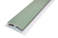 Soffit Joiner (Chartwell Green Woodgrain)