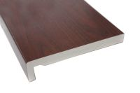 225mm Maxi Fascia Board (rosewood)