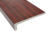 225mm Capping Fascia Board (mahogany)