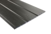 300mm Tongue & Groove Soffit (black ash)
